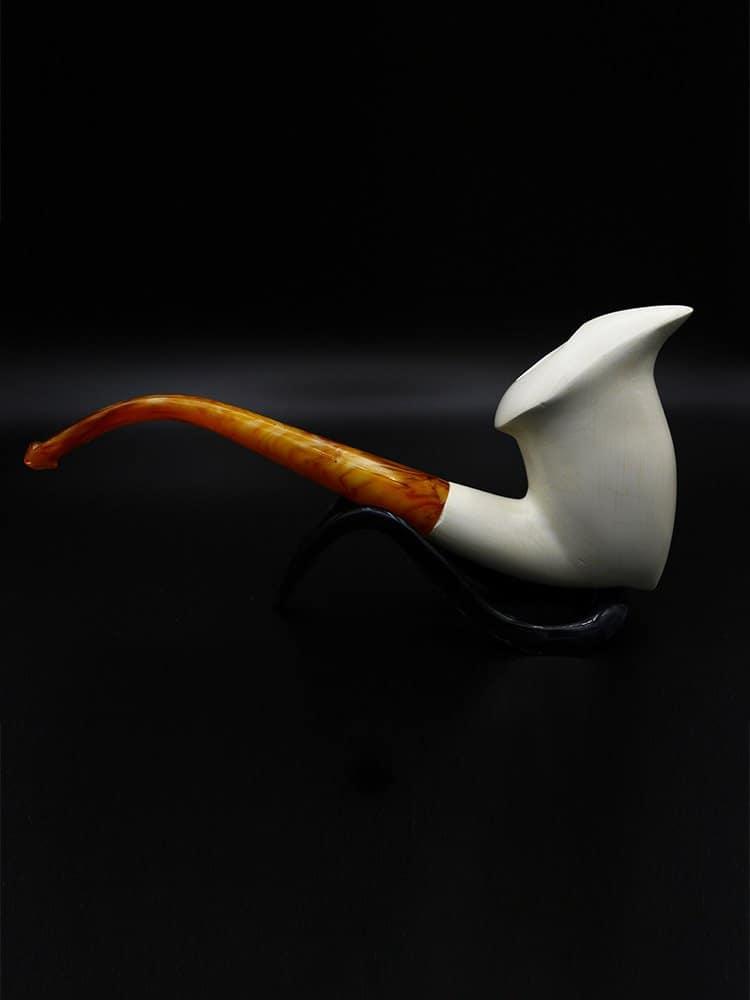 meerschaum calabash pipe 4 - Old Tradition: Meerschaum Pipes