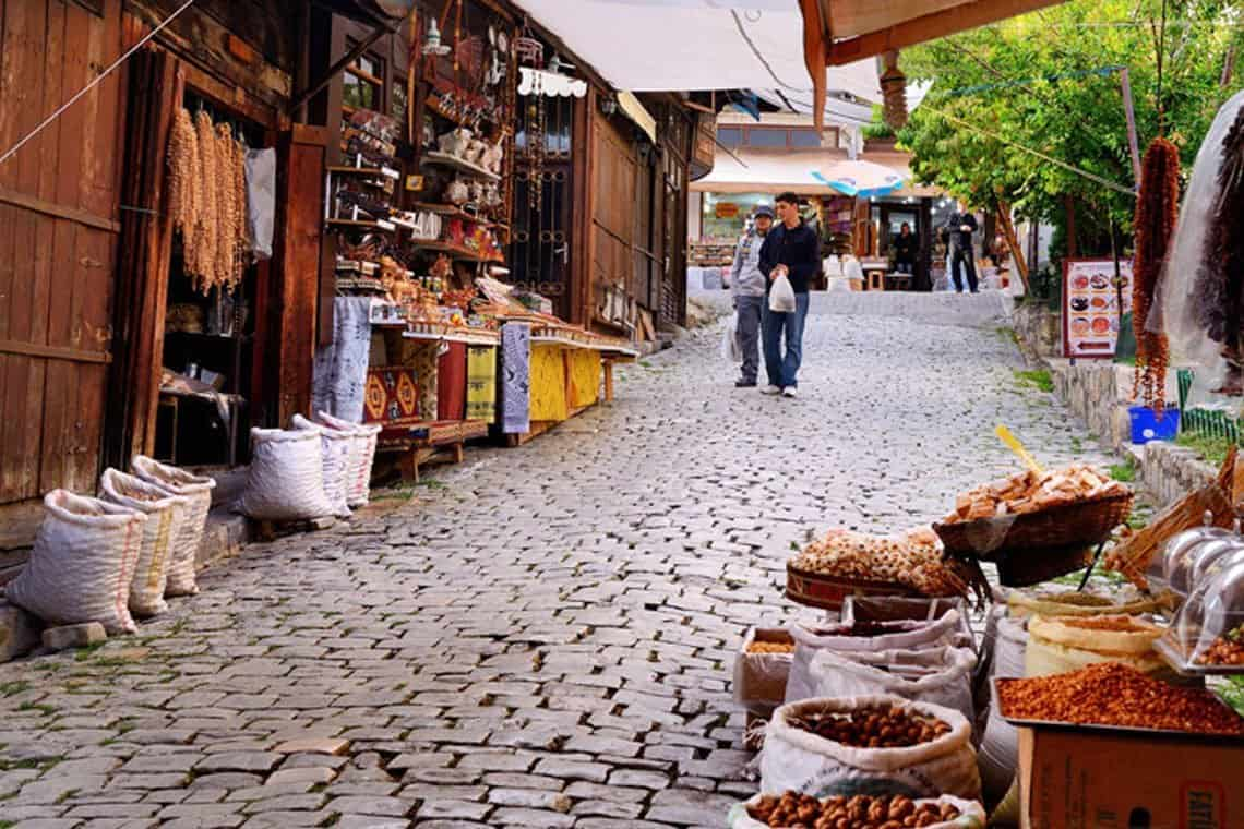 safranbolu bazaar - UNESCO World Heritage Sites