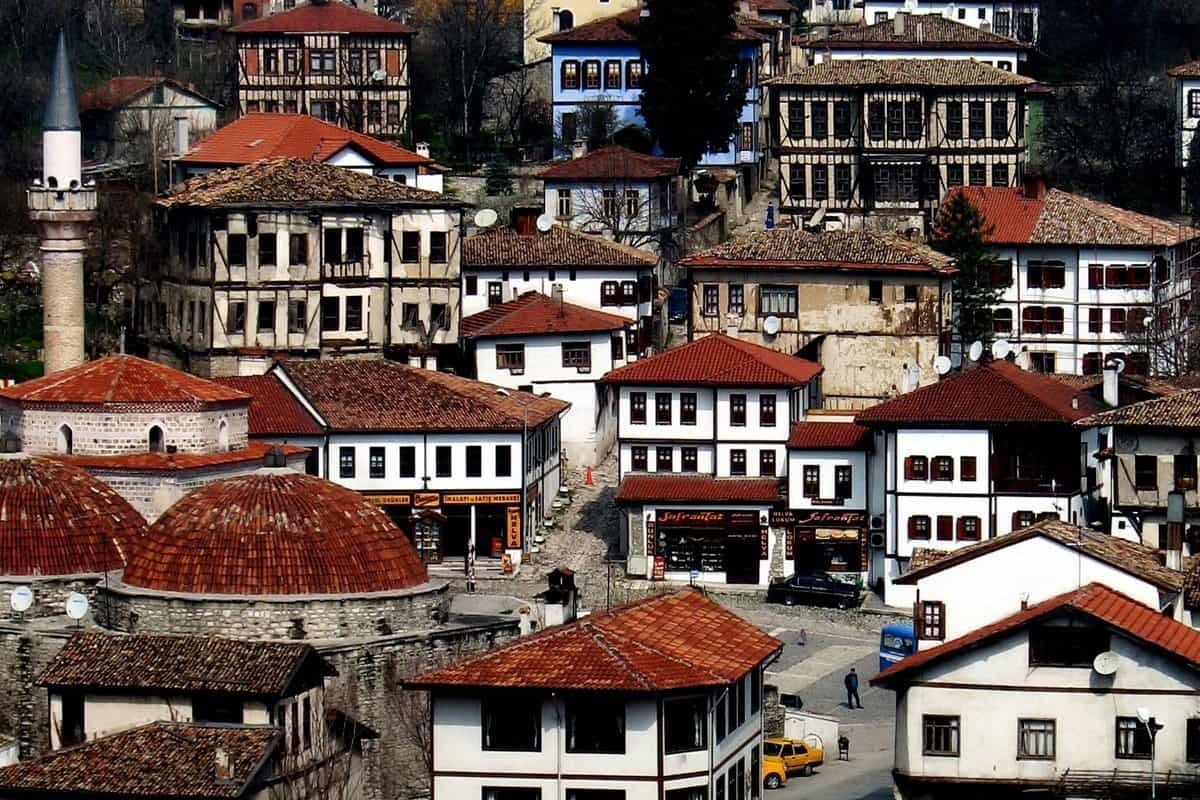 safranbolu houses - UNESCO World Heritage Sites