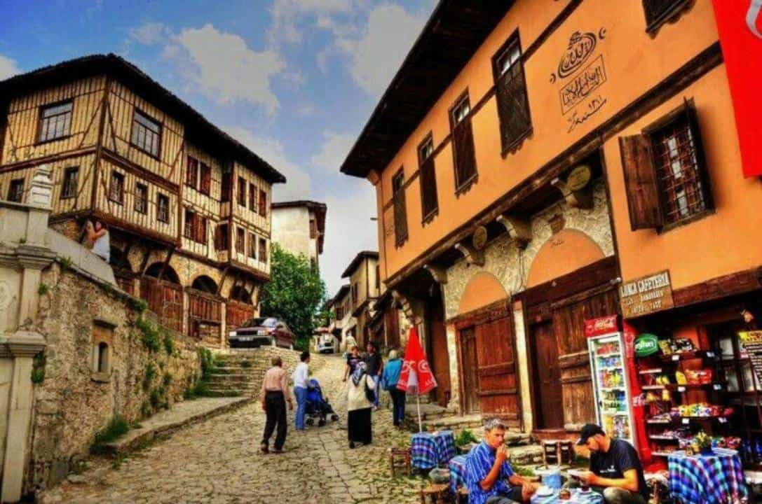 safranbolu street - UNESCO World Heritage Sites