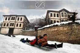 winter in safranbolu - UNESCO World Heritage Sites